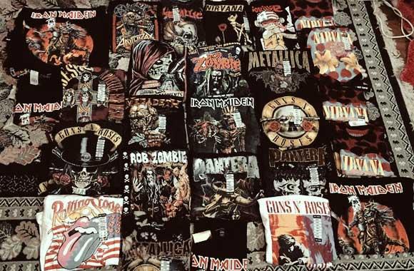 T-shirt-rock